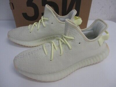 new concept 85a88 26198 ADIDAS YEEZY BOOST 350 V2 Butter Sneakers Men's Size US 10 Genuine Shoes Y75