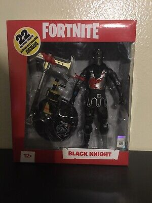 McFarlane Toys Fortnite Black Knight Epic Games 7-Inch Action Figure Video Game