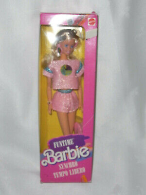 1986 Funtime Barbie Doll in Box