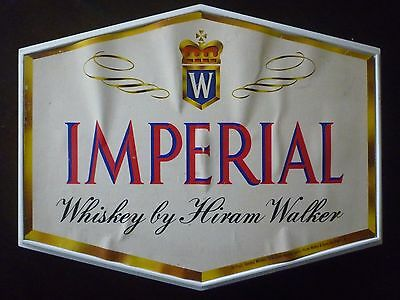 Imperial Whiskey Sign Bar / Man Cave