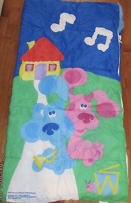 Blue S Clues Magenta Comes Over Play Along With Blue Rare