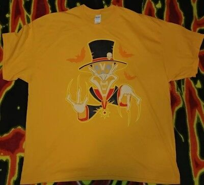 Insane Clown Posse ICP Hallowicked Ringmaster Shirt New Size XL