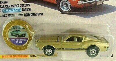 Johnny Lightning 1968 Ford Shelby GT 500 Mustang Muscle Cars USA Series 3