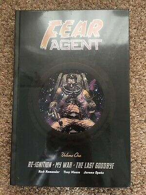 Fear Agent Vol.1 Library Edition Rick Remender New Sealed OOP