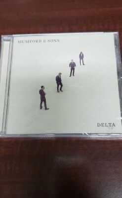 Mumford & Sons Original CD 2018 Delta BRAND NEW and FACTORY SEALED - N2