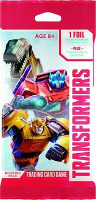 Transformers Season 1 Booster Pack (Transformers TCG) New Transformers TCG
