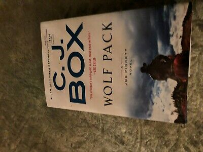 Wolf Pack by C.J Box