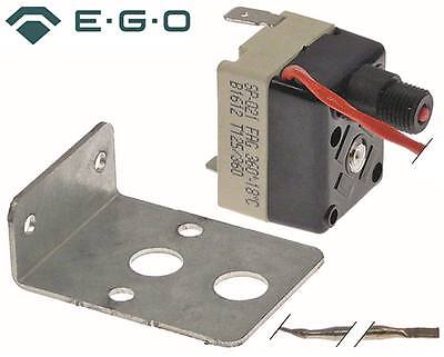 Ego 55.13572.090 Safety Thermostat for Combination Steamer Fagor Vpe-201 1-pole