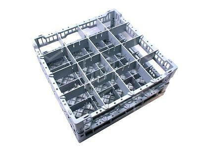 Glass Rack for Dishwasher Length 396mm Width 396mm Height 200mm 16 Glasses