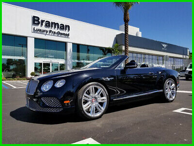 2016 Bentley Continental GT V8 2016 V8 Used Turbo 4L V8 32V Automatic AWD Premium