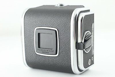 【Exc+++++】Hasselblad A12 III Black 6x6 Film Back Holder From JAPAN #234