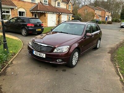 Lovely well kept C class C220 CDI automatic estate in excellent condition