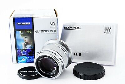 OLYMPUS M.ZUIKO DIGITAL 45mm F/1.8  [Exc++] from Japan #190
