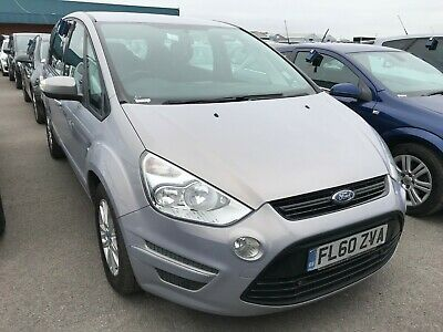 2010 Ford S-Max 2.0 Tdci 140 Zetec - 9 Stamps, 7 Seats,alloys,1F/owner,lovley!