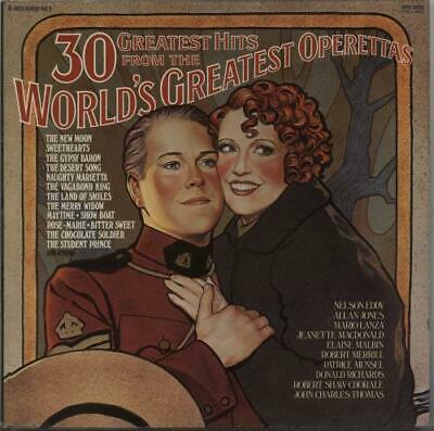 Various-Opera 30 Greatest Hits From Th... 2-LP  (Double ) UK