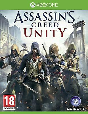 Assassin's Creed Unity Xbox One FREE UK/IE POSTAGE