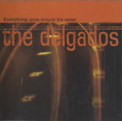 "Delgados Everything Goes Around The Water UK CD single (CD5 / 5"") CHEM022CD"