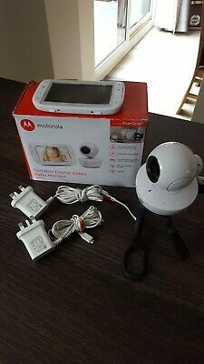 Motorola MBP36XL 5-Inch Colour Screen Video Baby Monitor