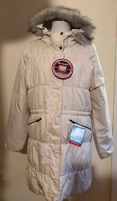 NWT COLUMBIA XL SPARKS LAKE LONG Insulated Women's Jacket
