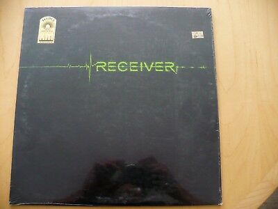RECEIVER- s/t RARE & UNKNOWN 1981 PRIVATE L.A. HEAVY METAL AOR HARD ROCK SEALED!