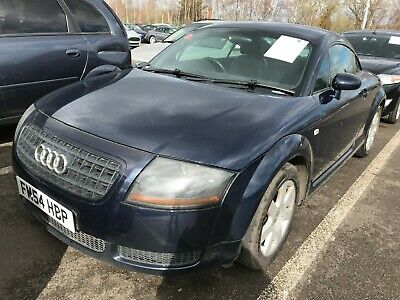 2005 (54) Audi Tt 1.8 T 180 Fwd Manual - Half/leather, H/seats, 5Stamps, Climate