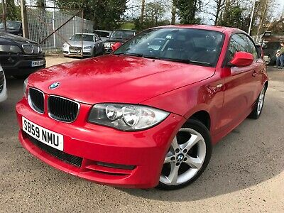 59 Bmw 118D 2.0 Sport Coupe - Leather, Alloys, Air Con, *10 Main Dlr Stamps*