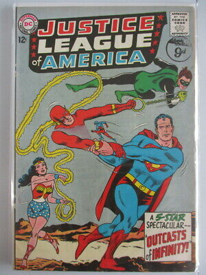 Justice League of America Vol. 1 (1960-1987) #25 FN/VF