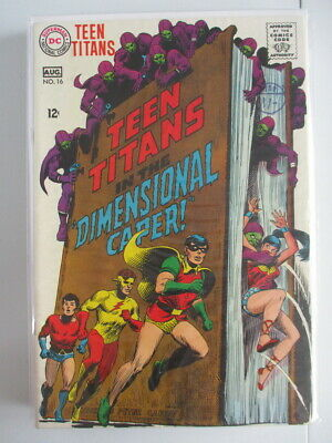 Teen Titans Vol. 1 (1966-1978) #16 VF/NM