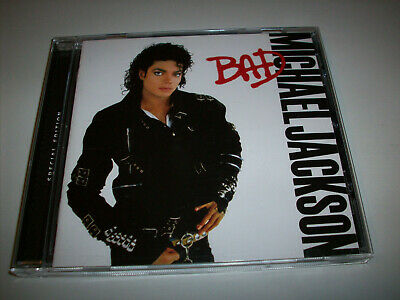 MICHAEL JACKSON - BAD CD - RE-ISSUE, REMASTERED SPECIAL EDITION(bonus tracks)