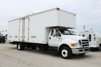 2012 Other Pickups -- 2012 Ford Super Duty F-650 Straight Frame, WHITE with 168,614 Miles available no
