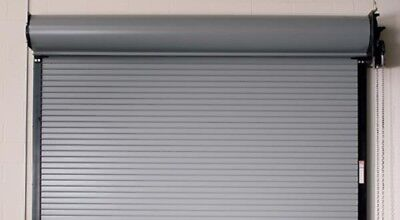 DuroSteel AMARR 4202 Series COILING FIRE RATED DOORS 4'-20' Wide by 7'-14'Tall