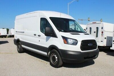 2018 Transit Connect Mid Roof 148 2018 Ford Transit Van, Oxford White - White with 24,953 Miles available now!