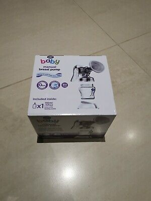 Boots Baby Manual Breast Pump
