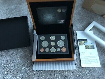 Royal Mint Executive Proof Coin Sets 2008 2009 2010 2011 Auction for all 4 sets.