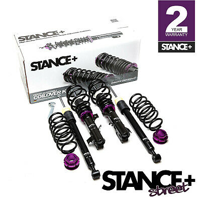 Stance+ Street Coilovers Suspension Kit Ford Fiesta Mk8 1.5T ST