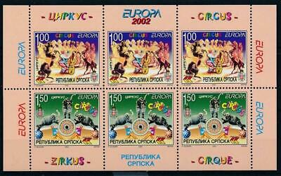 [110164] Europa 2002 good sheet very fine MNH