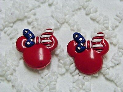 Croc Clog 3D Red  Minnie Mouse Plug Shoe Charms Will Also Fit Jibitz,Croc  C 791