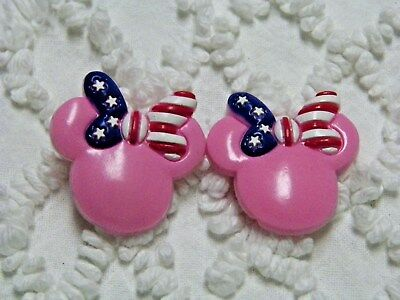 Croc Clog 3D Pink Minnie Mouse Plug Shoe Charms Will Also Fit Jibitz,Croc  C 795