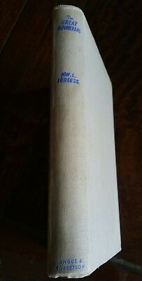 Ion Idriess  The Great Boomerang  1950 Hardcover