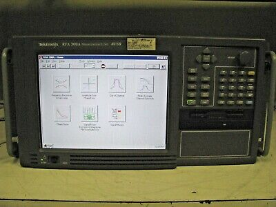 Tektronix RFA300A Measurement Set 8VSB