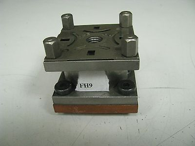 Erowa ITS System Centering Plate ER-009214 Compatible Corrosion-Resistant 50 FH9