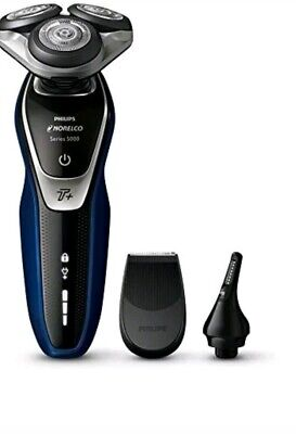Philips Norelco Electric Shaver 5570 Wet & Dry, S5572/90Mens Facial Hair Styler
