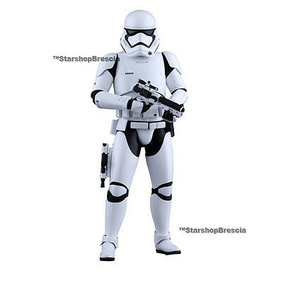 "Star Wars Episode VII - First Order Stormtrooper 1/6 Action-Figur 12 "" Hot Toys"