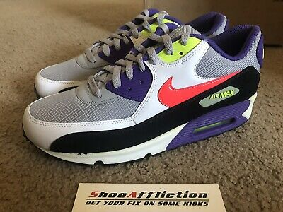 best loved ff120 7a3ea DS Nike Air Max 90 Size 10 I AM THE RULES