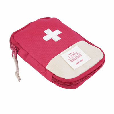 Outdoor Home Empty First Aid Survival Medical Kit Bag Pouch Emergency Case