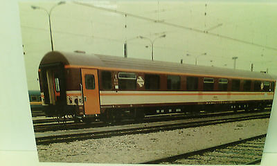 Postal Renfe 1984 Coches Series 10.000