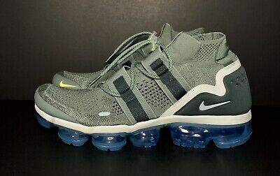 separation shoes c27a5 fa7ad Nike Air Vapormax Flyknit Utility Clay Green AH6834-300 Size 11.5