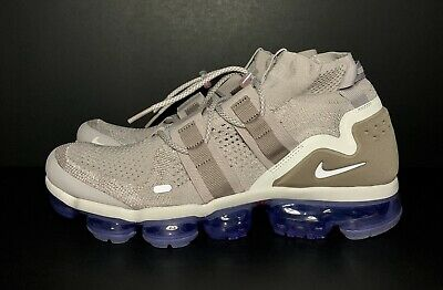 9cce0653f51a NIKE AIR VAPORMAX Flyknit FK Utility MOON PARTICLE AH6834 205 Size ...