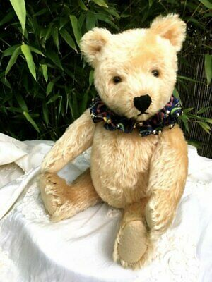 Antique / Vintage 17 inch Large German Steiff Teddy Bear 1950's