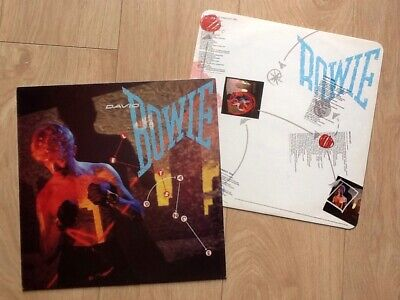 David Bowie ... Lets Dance Lp
